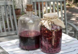 Мандариновое вино