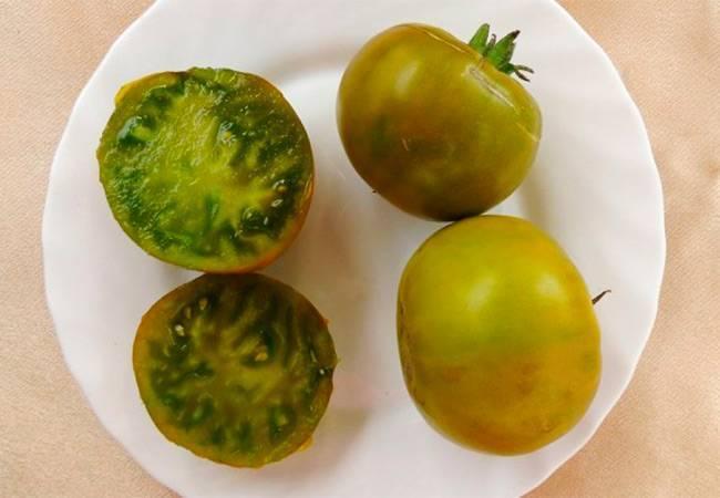 Зеленые томаты: что скрывается за необычным внешним видом