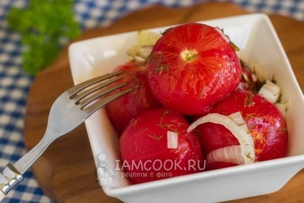 Помидоры в томатном соке (соусе) на зиму: 7 самых вкусных рецептов