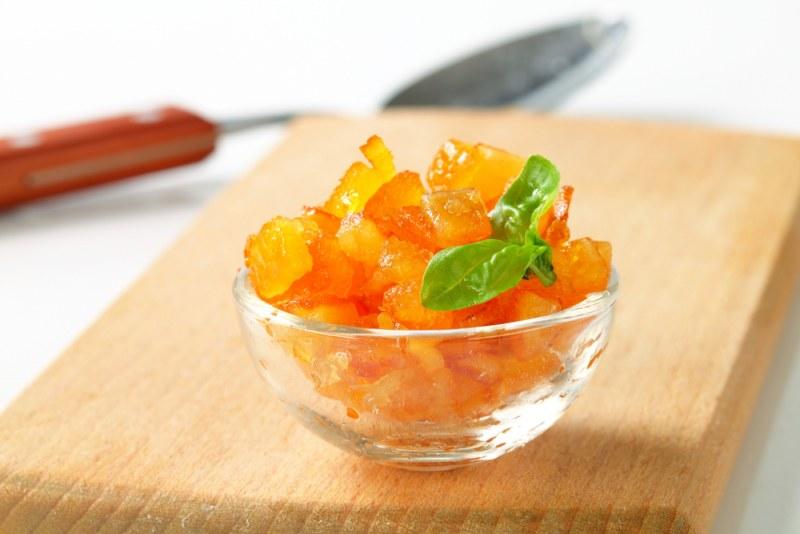 Классический и быстрый рецепт цукатов из апельсиновых корок