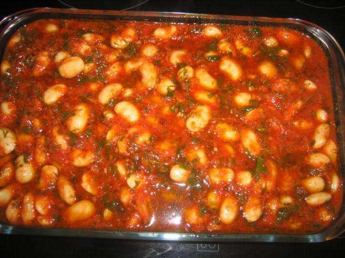 Салат из фасоли «греческий»: шесть оттенков вкуса на зиму
