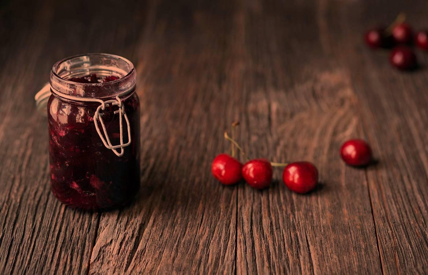 8 рецептов ароматного варенья из вишни