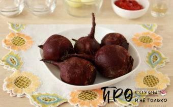 Маринованная свекла на зиму - 5 очень вкусных рецептов с фото пошагово