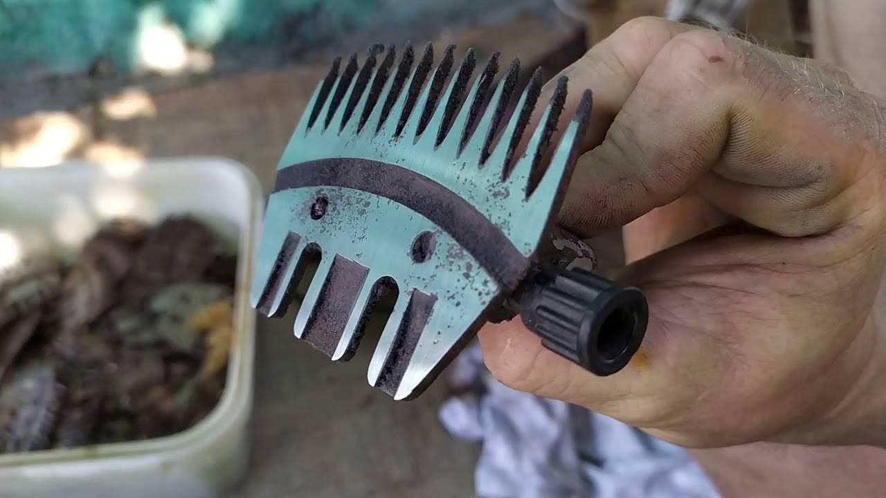 Как заточить ножи машинки для стрижки за 5 минут