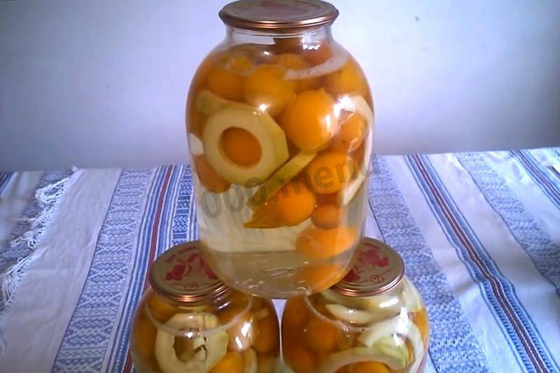 Кабачки под ананасы на зиму: рецепты заготовок