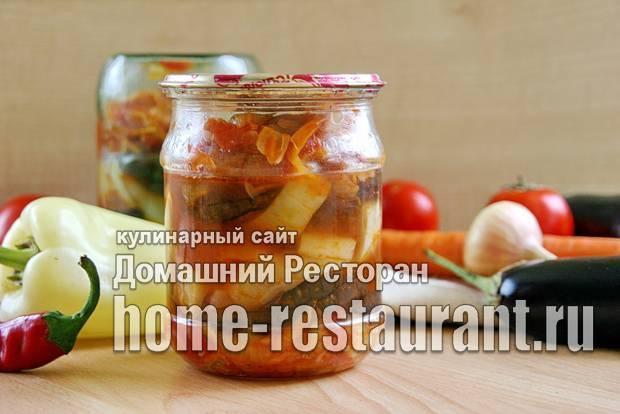 5 лучших рецептов вяленых баклажанов в духовке на зиму