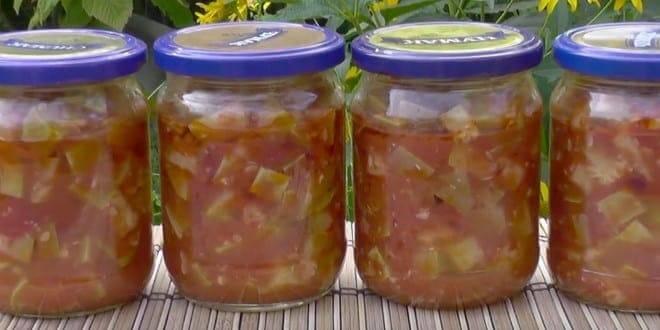 ТОП 13 рецептов приготовления маринованных молодых кабачков на зиму