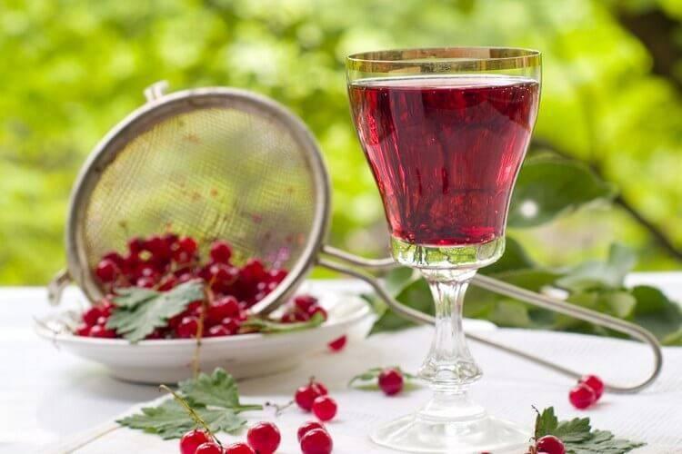 Домашнее вино из малины