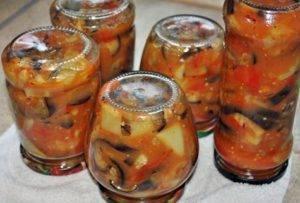 2 рецепта идеального рататуя в духовке и на плите