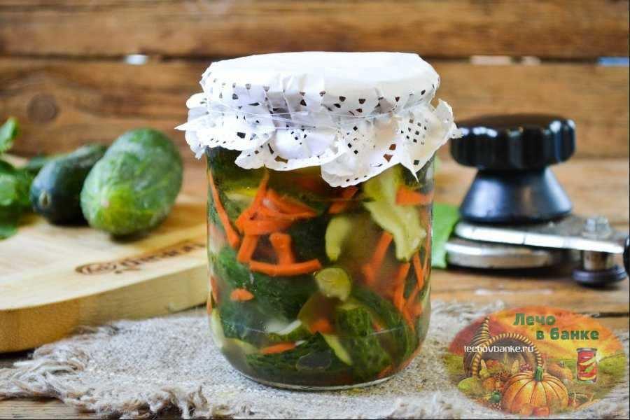 Огурцы по-корейски на зиму - 10 самых вкусных рецептов с фото пошагово
