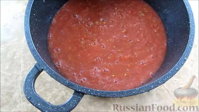 Сладкий перец в томате на зиму – 7 самых вкусных рецептов