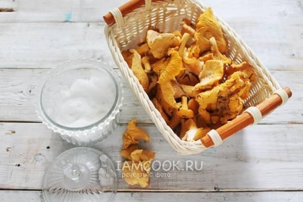 Жареные лисички на зиму – 3 рецепта приготовления с фото