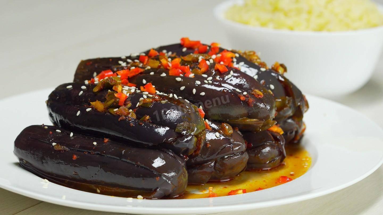 Баклажаны по корейски - 14 домашних вкусных рецептов приготовления