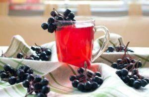 ТОП 10 простых рецептов приготовления компота из красной черемухи