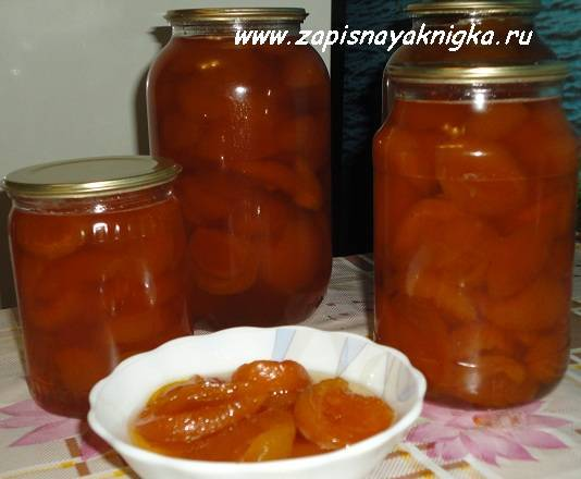 Абрикосовое варенье без косточек на зиму - 7 простых и вкусных рецептов с фото пошагово