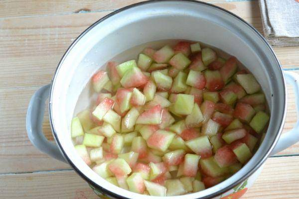 Варенье из арбуза на зиму