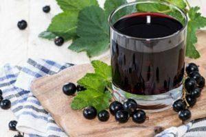ТОП 2 рецепта пошагового приготовления сиропа из черной смородины на зиму
