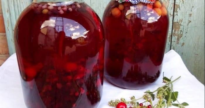 Вкусные и полезные рецепты компота из кизила на зиму