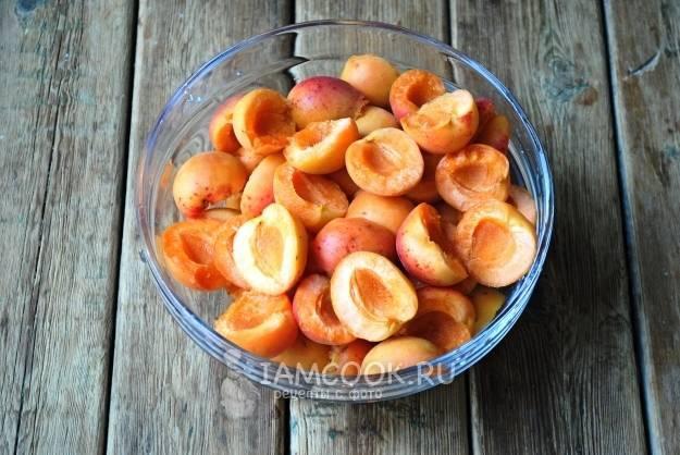 Варенье из абрикосов без косточек