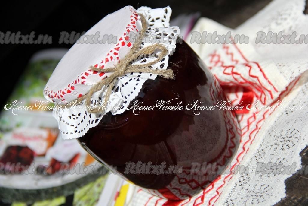 Варенье из красного крыжовника на зиму — 7 простых и вкусных рецептов