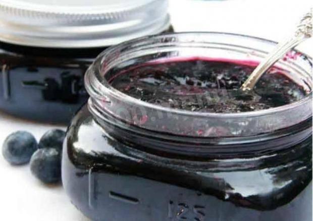 Варенье из голубики: лучшие рецепты. рецепт варенья из голубики на зиму. густое варенье-джем из голубики