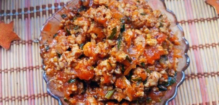 Соус болоньезе на зиму: итальянское блюдо на вашем столе