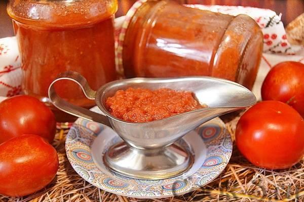 Как приготовить домашнюю томатную пасту на зиму – 7 лучших рецептов