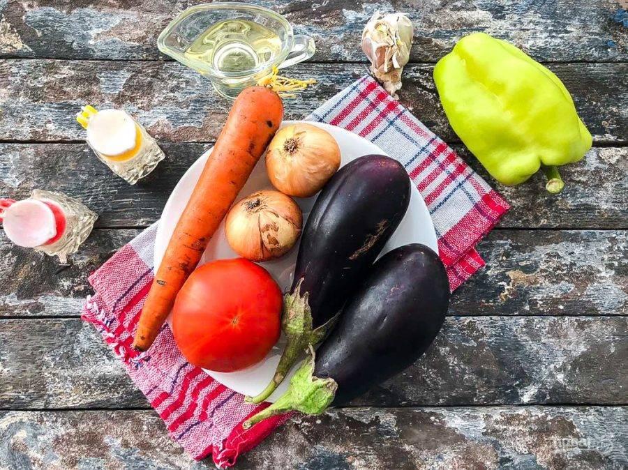 4 лучших рецепта приготовления на зиму манжо из баклажанов