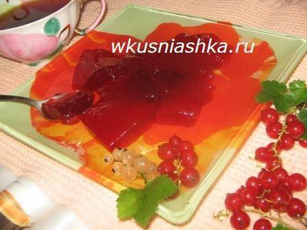Пошаговый рецепт варенья из красной и белой смородины на зиму