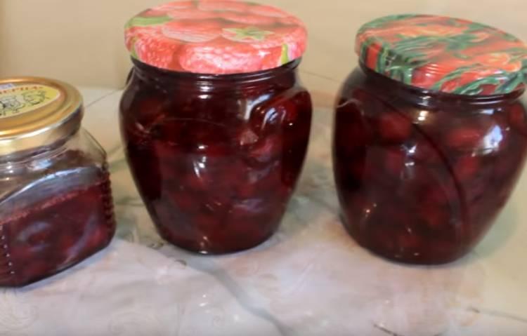 Как варить варенье из кизила с косточкой - 5 рецептов с фото пошагово