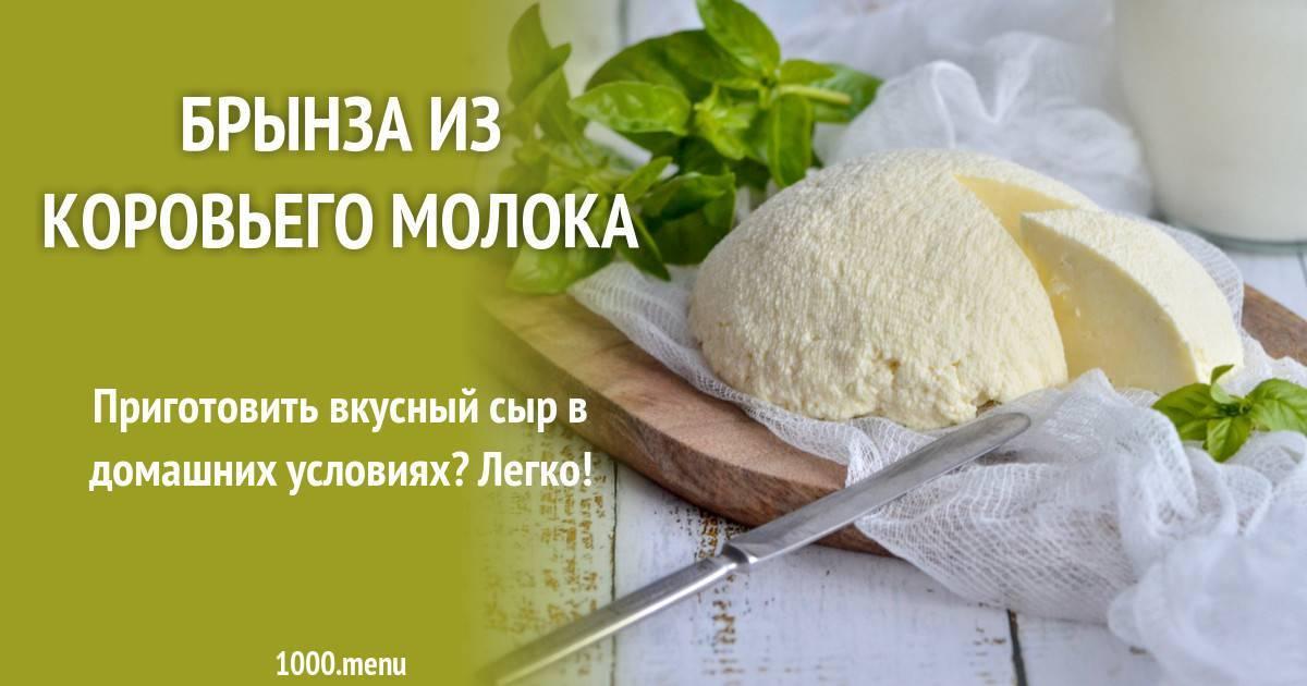 Как приготовить сыр из козьего молока в домашних условиях по рецепту