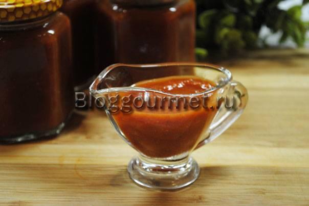 Кетчуп из слив с томатной пастой. кетчуп из слив и помидоров на зиму