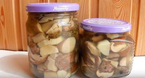 5 лучших рецептов приготовления жареных грибов на зиму