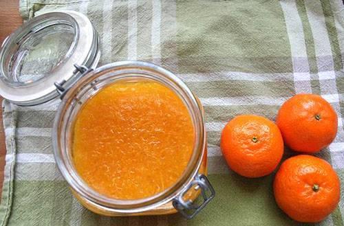 Варенье из мандаринов – восхитительное лакомство
