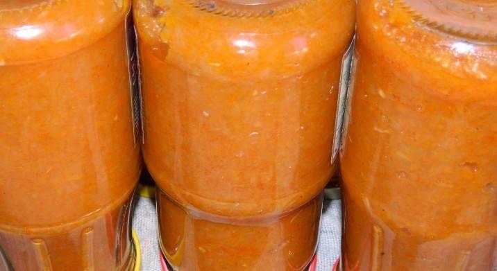 Рецепт кабачковой икры без стерилизации на зиму