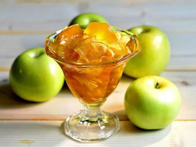 Варенье из яблок на зиму - 5 простых рецептов с фото пошагово