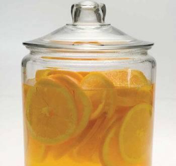 Компот из апельсинов. рецепт на зиму с кожурой, яблоками, мятой, лимоном, крыжовником, цедрой