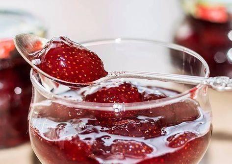 ТОП 6 рецептов приготовления малинового варенья с целыми ягодами