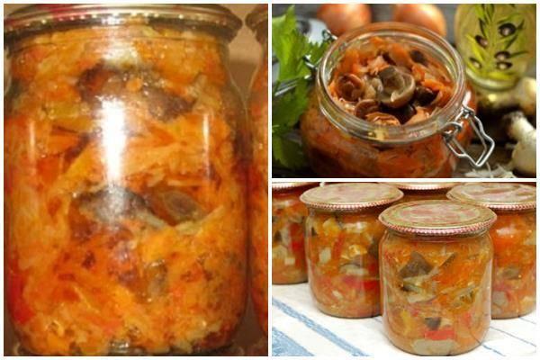 Солянка из капусты на зиму: рецепты пальчики оближешь