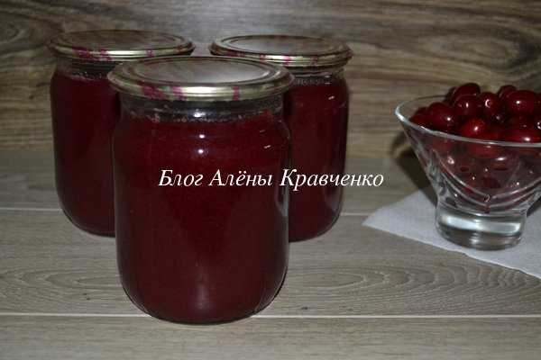 Простой рецепт приготовления джема из кизила без косточек на зиму