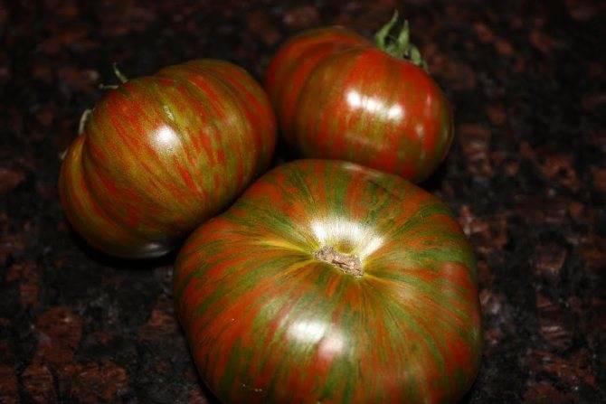 Заржавевшее сердце эверетта — описание уникального биколора, особенности агротехники томата