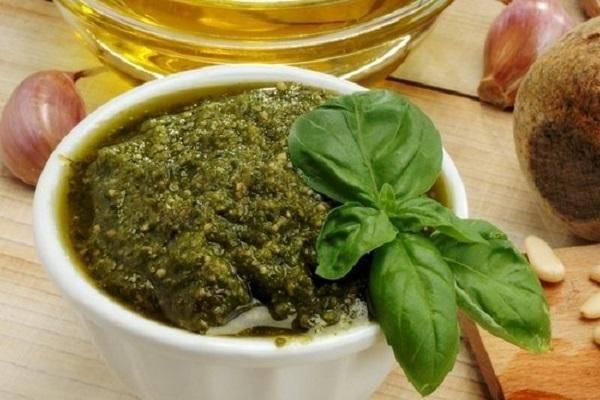 Зеленая аджика по-абхазски рецепт с фото