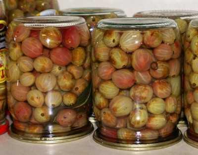 Простой рецепт компота из яблок и крыжовника на зиму