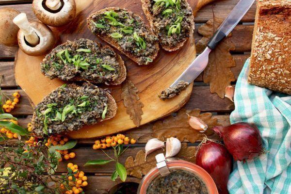 Грибная икра из вареных грибов самая вкусная