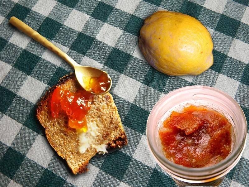 Варенье из айвы — самые вкусные рецепты айвового варенья