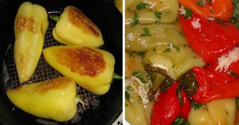 Болгарский перец на зиму - 5 рецептов