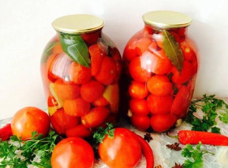 Заготовка помидоров на зиму лучшие рецепты маринования томатов