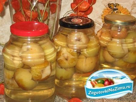 Компот из яблок на зиму: простые пошаговые рецепты напитка из целых и резаных, обычных и мелких (райских) яблок