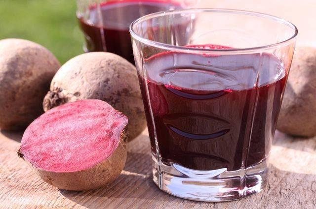 Свекольный сок полезные свойства, рецепт