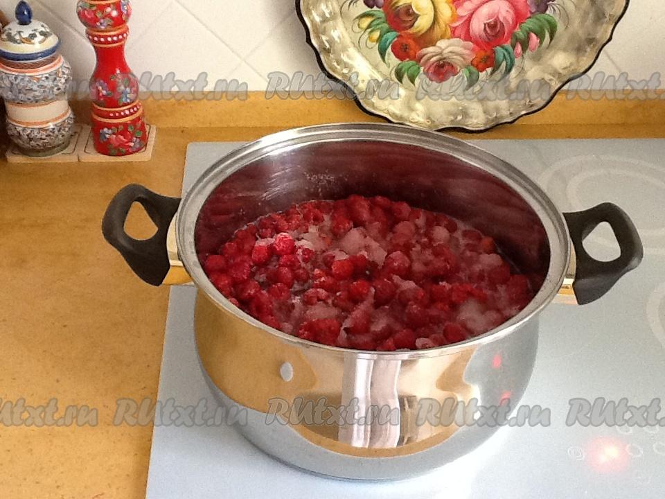 Желе из малины на зиму: простые рецепты приготовления малинового желе